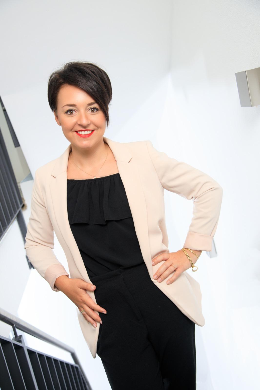 Sabrina Spinnler Unternehmerin und Coach